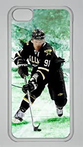 BRAD RICHARDS Custom PC Transparent Case for iPhone 5C by icasepersonalized