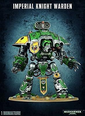 Warhammer 40K: Imperial Knight Warden from Games Workshop
