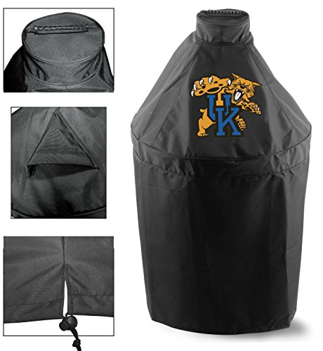 Holland Covers GC-K-UKY Officially Licensed University of Kentucky Kamado Style Grill Cover ()