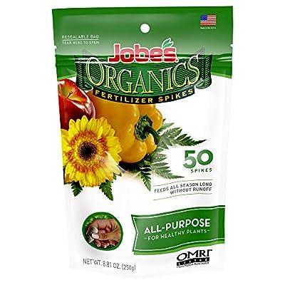 Jobe's Organics Tree Fertilizer Spikes