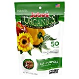 buy Jobe's Organics All Purpose Fertilizer Spikes, 4-4-4 Organic Time Release Fertilizer for All Plants, 50 Spikes per Package now, new 2018-2017 bestseller, review and Photo, best price $9.99