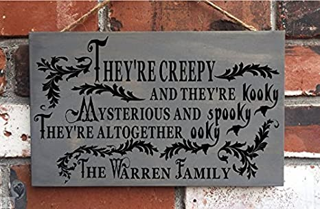 f55c0cb7 Wood Signs for Home Decor Halloween Sign Halloween Decorations ...