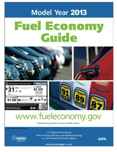Download Model Year 2013 Fuel Economy Guide ebook