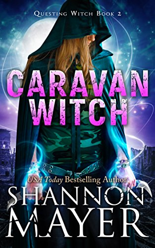 Caravan Witch (Questing Witch Book 2) by [Mayer, Shannon]