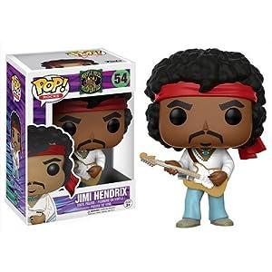 Funko Pop Rocks: Music - Jimi Hendrix Woodstock Toy Figure 3