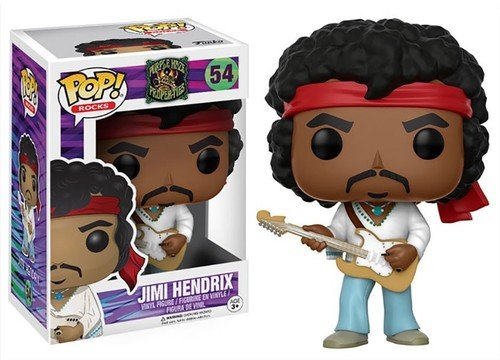 Funko Pop Rocks: Music - Jimi He...