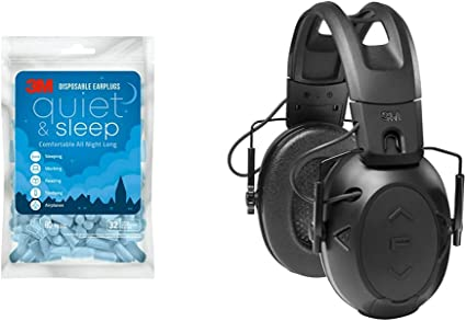 Peltor Sport Tactical 300 Hearing Protection & 3M Kids Hearing Protection Plus