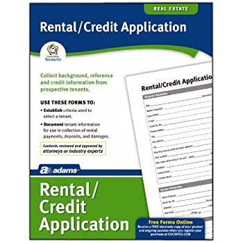 Amazon.Com : Adams Month-To-Month Rental Agreement, Forms And