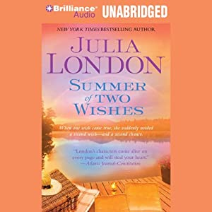 Summer of Two Wishes Audiobook