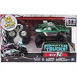 Monster Trucks Basic Letterman Remote Control Vehicle