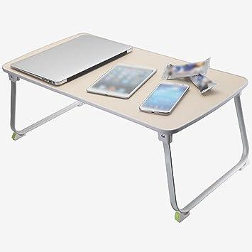 Folding table Mesa Plegable Escritorio de la computadora portátil ...