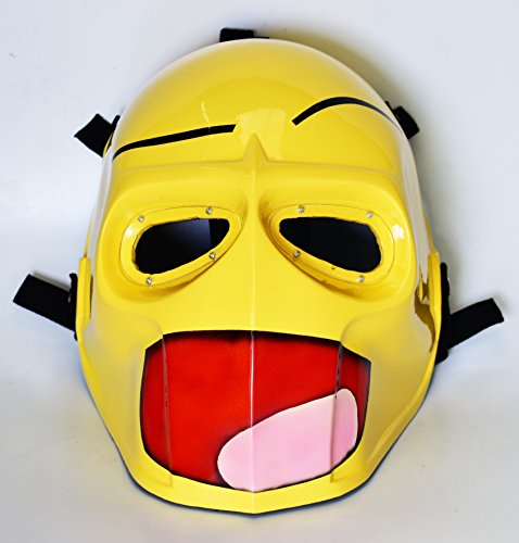 [Invader King Airsoft Mask Army of Two Protective Gear Outdoor Sport Fancy Party Ghost Masks Bb Gun] (Movie Character Costume Ideas Homemade)