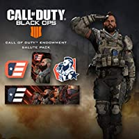 Call Of Duty: Black Ops 4 - Code Salute Pack - PS4 [Digital Code]