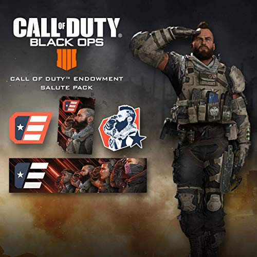 Call Of Duty: Black Ops 4 - Code Salute Pack - PS4 [Digital - Ops Black Amazon