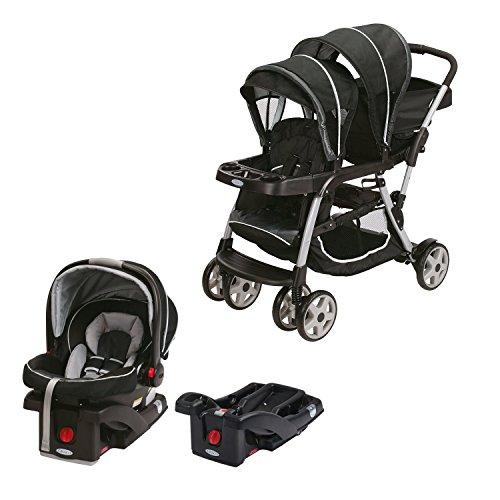 Graco SnugRider 3 Elite Car Seat Carrier Baby 2050121