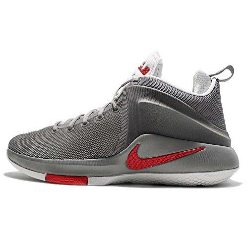 クロール肥料ブロンズ(ナイキ) ズーム ウィットネス EP メンズ バスケットボール シューズ Nike Zoom Witness EP 884277-005 [並行輸入品]