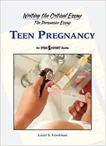 Essay on teenage pregnancy