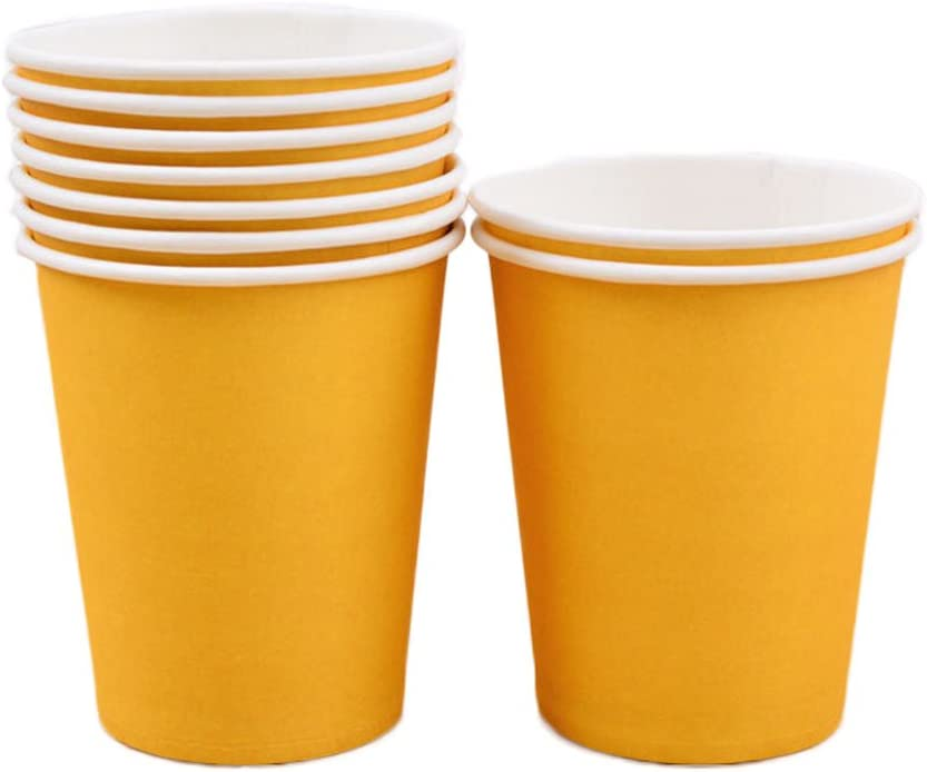 Hot sale popular hot drink coffee paper cups disposable Supplier