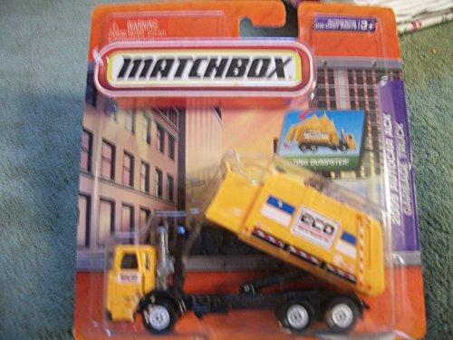 - Matchbox 2009 Autocar ACK Garbage Truck