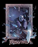 Friday the 13th Part 3 - 1982 - 27 x 40 Movie Poster - Style B
