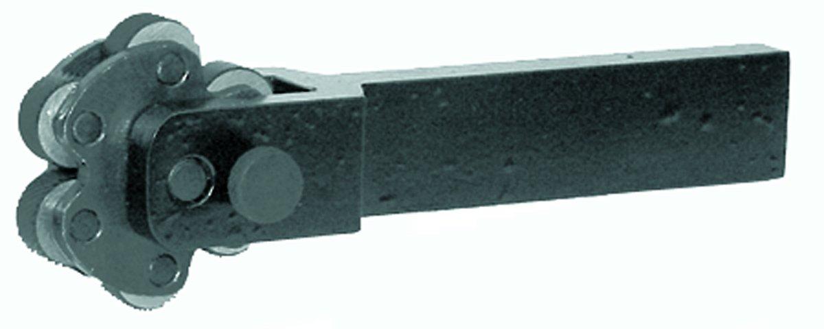 "6 Knurls Rotating Head Knurling Tool Holder 6-1//2/"" Inch"