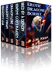 Erotic Dragons Boxset (Five Fantasy Stories by Five Bestselling Authors) (English Edition)