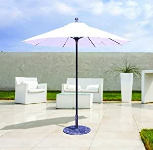 Galtech 7,5ft. Comercial suncrylic Patio paraguas