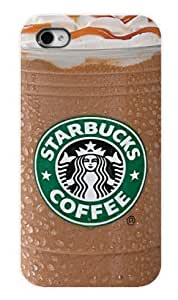 Color.Dream Starbucks ice coffee Hard Plastic Back Case Cover Phone Protective Case for iPhone 6 (4.7 inch)