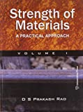 img - for Strength of Materials: A Practical Approach (Vol. 1) book / textbook / text book