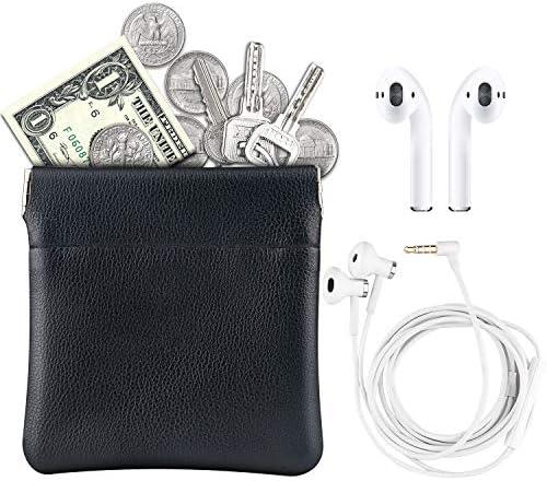 SHILFID coin purse black