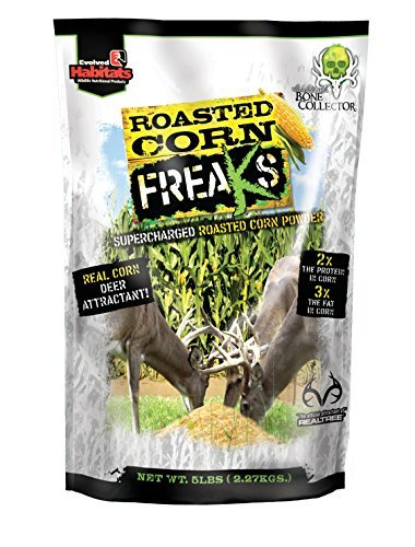 Evolved Habitats Roasted Corn Freaks Mix Deer Attractant by Evolved