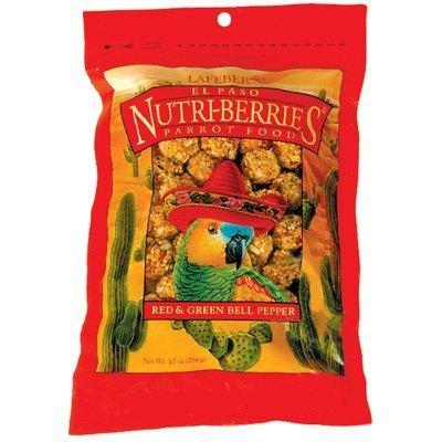 El Paso Nutri-berries Parred 20 Lb. by Lafeber's