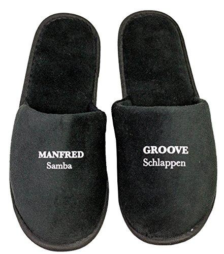 Manfred Groove Sambaschlappen