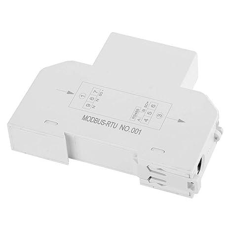 RS845 + Tarifa M/últiple ORNO Medidor De Consumo Electrico Monof/ásico Con Certificado MID