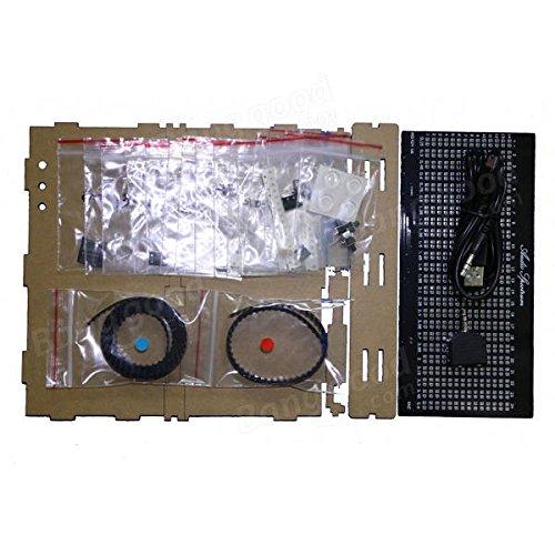Led Spectrum Kit - Diy Music Spectrum Kit - AS1424 Music Spectrum LED Flashing Kit TOP Audio Spectrum - White (Led Music Spectrum) by Unknown (Image #5)