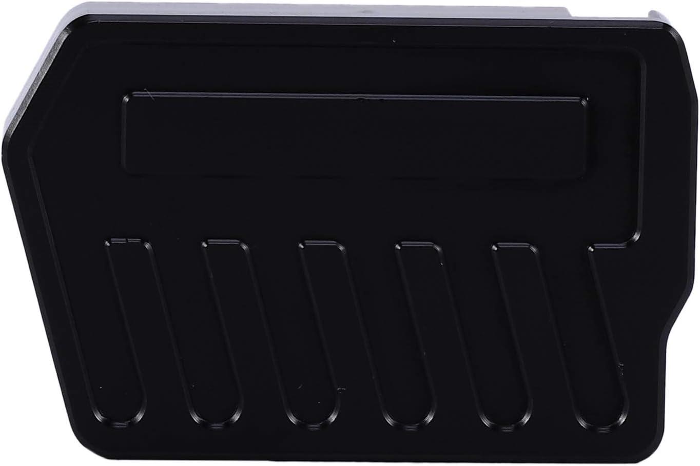 ACAMPTAR pour NC700S NC700X NC750S NC750X NC 750 700 S//X P/éDale de Levier de Frein de Pied Arri/èRe de Moto Agrandir Extension Extender Tampon Tampon Extender