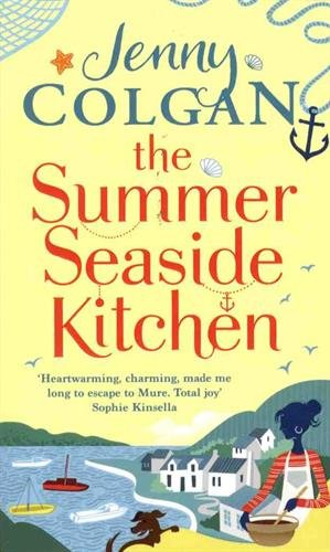 book cover of The Summer Seaside Kitchen