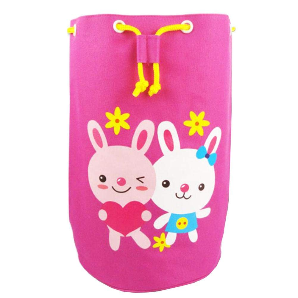 Cask Shape Swimming Bag Sport Equipment Bags Cute Rabbit Waterproof Bags
