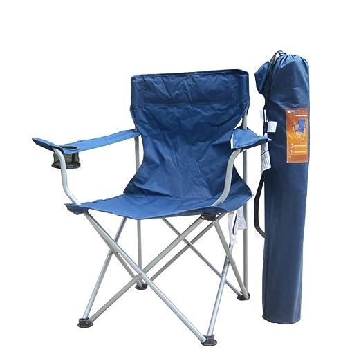 Mesa plegable de camping mesa Sillón plegable grande, silla ...