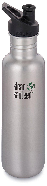 Klean Klean Klean Kanteen Edelstahlflasche Flasche Classic Sports Cap B01MT39BHF | Schön In Der Farbe  a44906