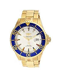 Invicta Men's 21325 Grand Pro Diver 47mm International Automatic Gold Stainless Steel Bracelet Watch