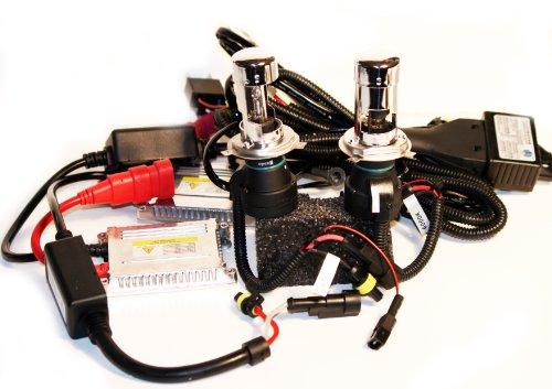 UPC 021146130406, Delta Lights (01-1304-HID2) H4/9003 - H.I.D. Conversion Kit - 35 Watt / 6000K Color / 3000 Lumens