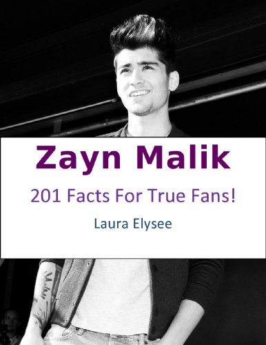 Zayn Malik: 201 Facts For True Fans!, used for sale  Delivered anywhere in USA
