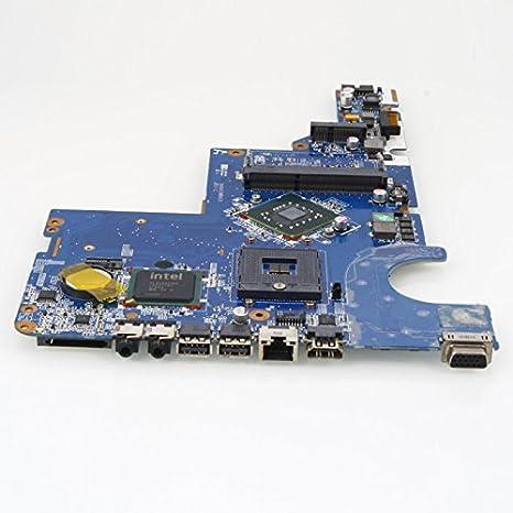 Placa base del ordenador portátil para HP CQ56 G56 623909-001 Intel Azul: Amazon.es: Electrónica