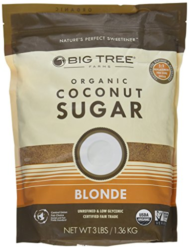 Big Farms Coconut Tree (Big Tree Farms Organic Coconut Sugar (3 lb.))
