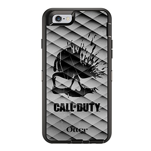 OtterBox DEFENDER iPhone 6/6s Case - Frustration Free Packaging - CALL OF DUTY DIAMOND ()