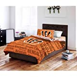 NFL Cincinnati Bengals Bedding Set