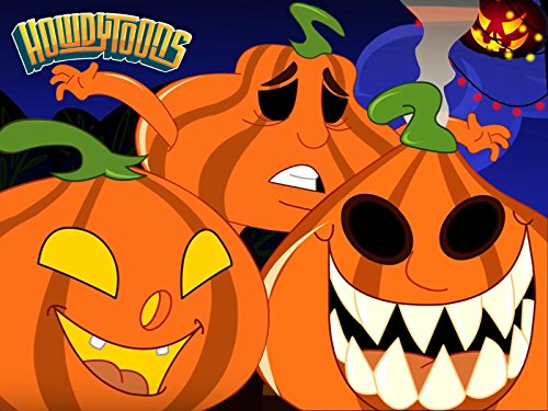 Five Little Pumpkins - Halloween Songs for Kids by Howdytoons -