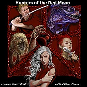 Hunters of the Red Moon Hörbuch
