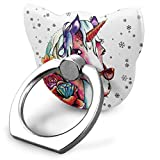 Best Samsung Baby Accesories - Funky Unicorn Cat Smartphone Stand 360° Rotation Ring Review